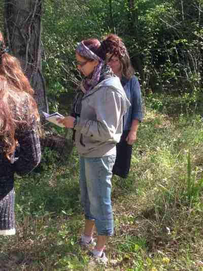 Medicinal Plant Workshop Walk