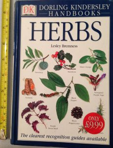 Wildflower Herbs Key Guidebook Reviews