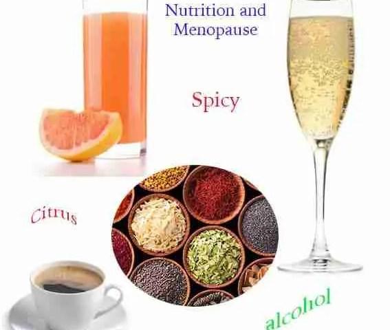 foods to avoid menopause