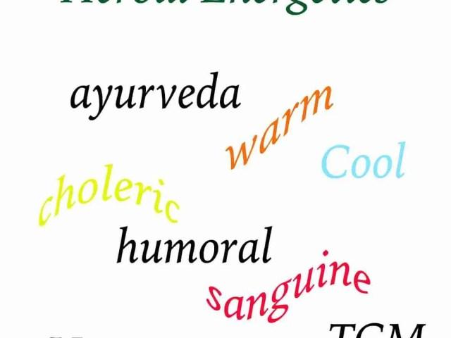 so what is herbal energetics