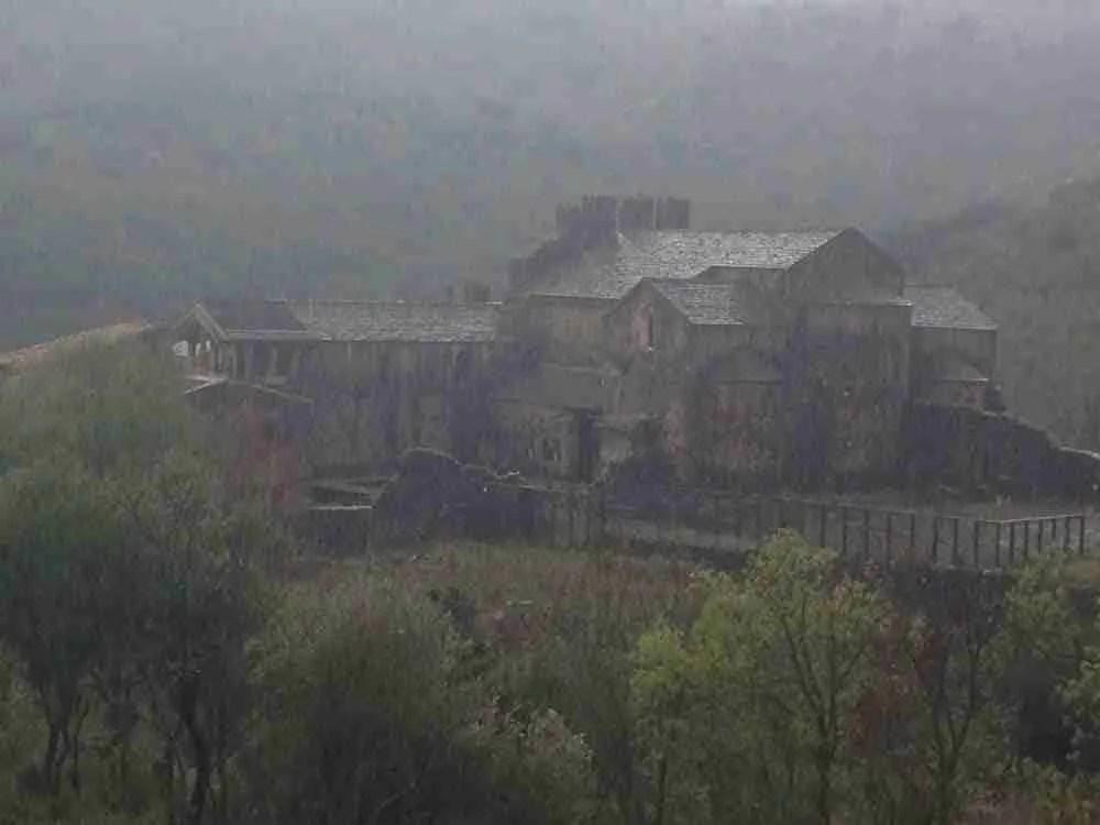 Monestir de Sant Quirze de Colera – 9th Century Benedictine Monastery