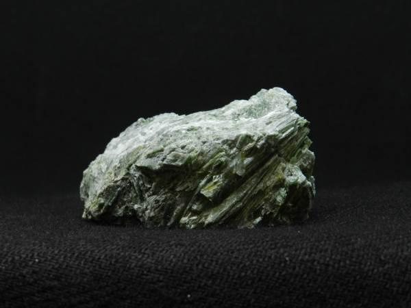 Close up detail of Actinolite