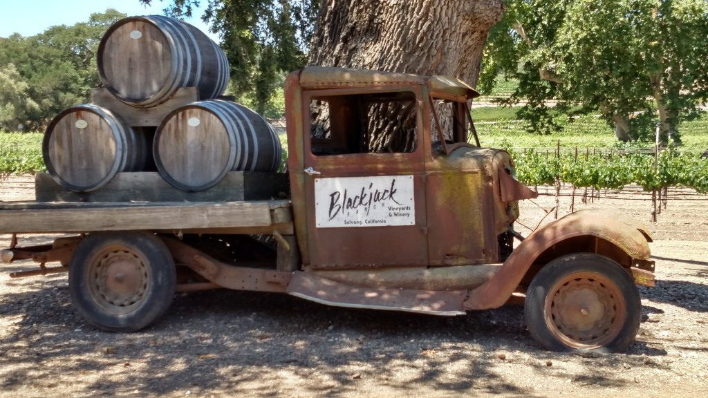 Blackjack Winery
