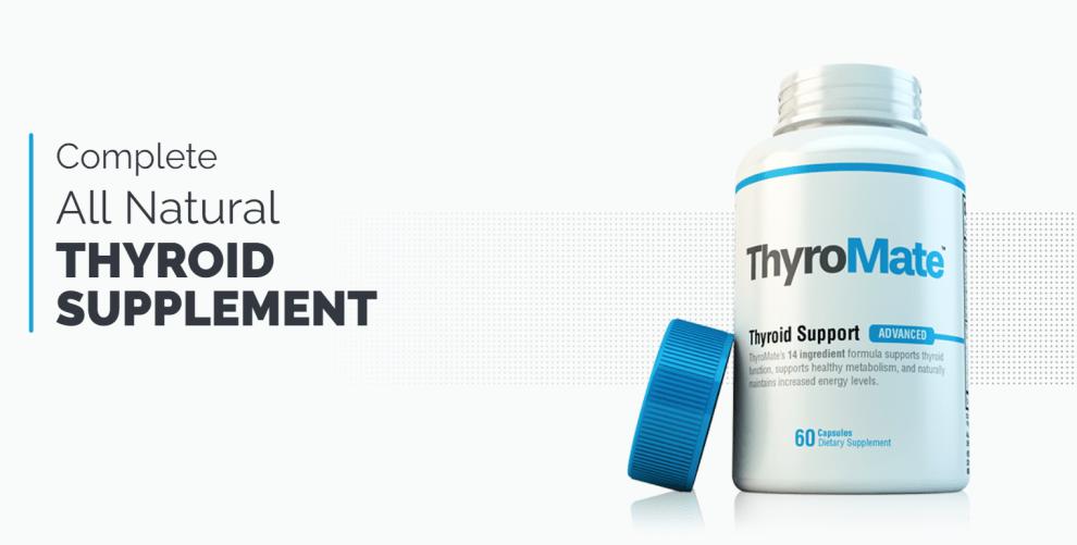 thyromate, thyroid supplement, main webpage