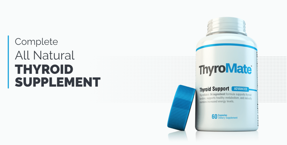 thyromate, thyroid supplement, main webpage