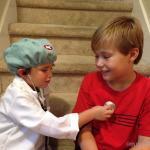 battling child's fear of doctors