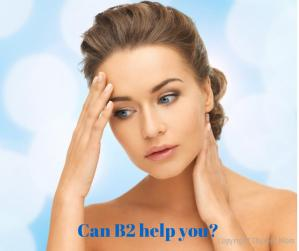B2 and thyroid function