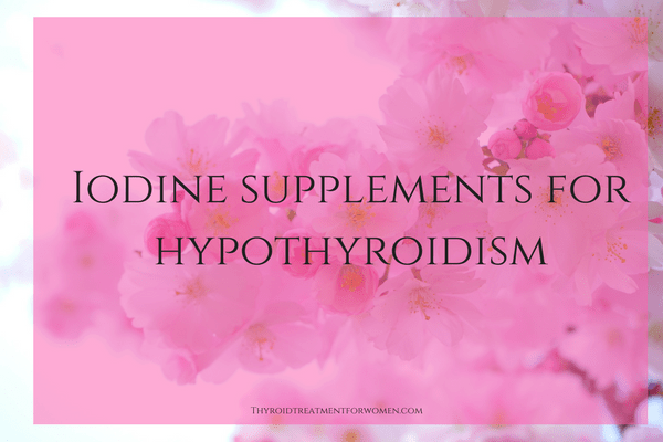 Thyroid health required iodine supplements. Where do they occur naturally? How does iodine affect hypothyriodism? #hypothyroid #thyroidhealth #underactivethyroidgland