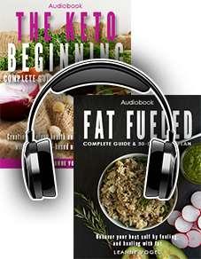 Keto & Fat Fueled Audio Combo