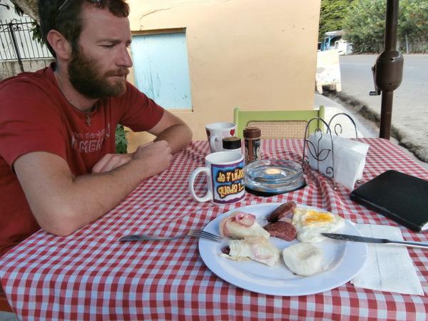 La migliore colazione del mondo a Cabarete!!
