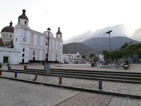 Piazza e Municipio
