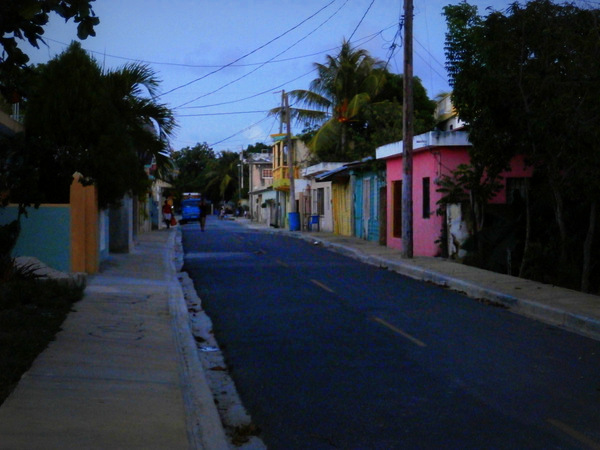 Pomeriggio a Boca de Yuma, paese alla fine del mondo