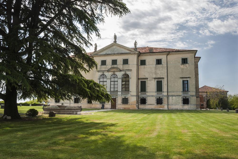 Vinnatur a Villa Favorita