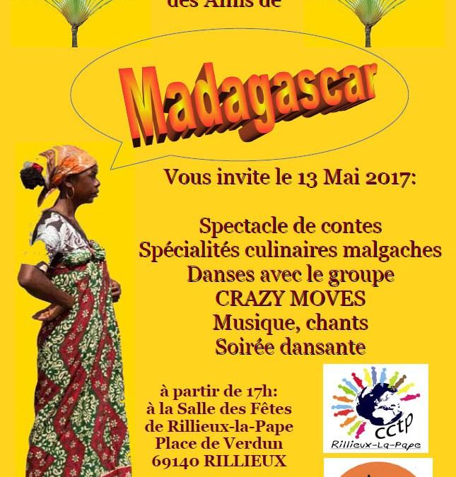 A.L.A.M. vous invite à son événement le 13 mai 2017