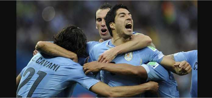 Prancis Akan Gembira Dengar Kabar Striker Utama Uruguay Ini