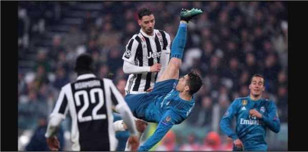 Ronaldo Inginkan Bintang Piala Dunia 2018 Ikut Transfer ke Juventus
