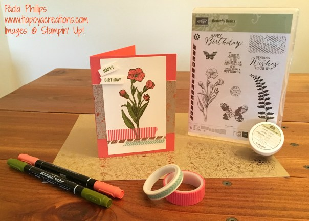 Butterfly Basics | Tiapoya Creations