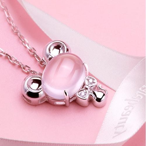 Pink Crystal Rat (2)