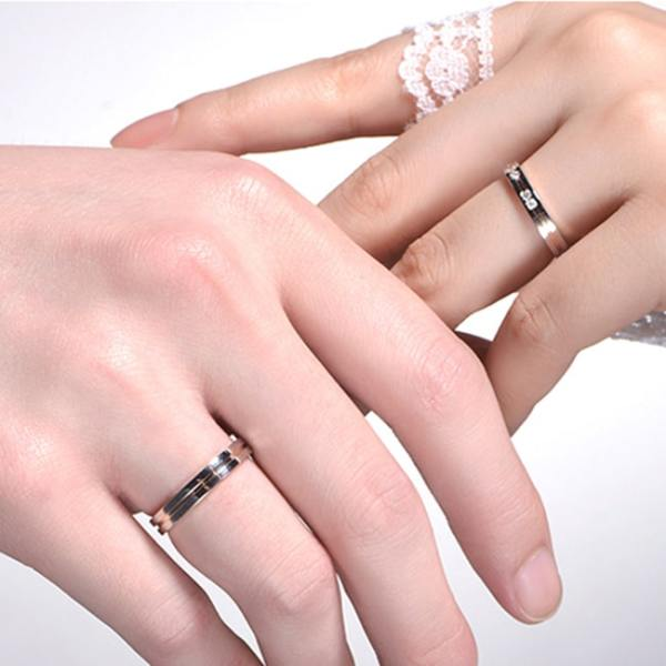 Tiaria Sweet Trinity Ring 7