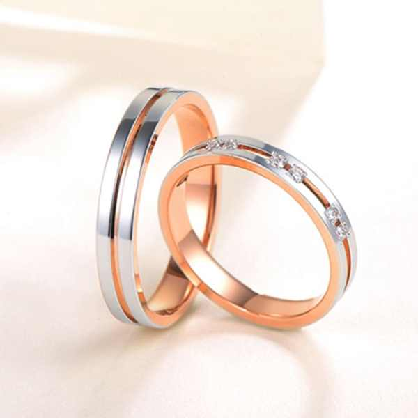Tiaria Sweet Trinity Ring 4