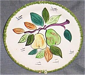 Blue Ridge Salad Plate Honolulu-Pears (Porcelain and Pottery-Blue ...