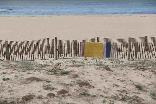 Prosop plaja LONG BEACH
