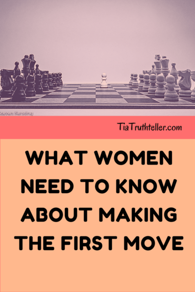 Should Girls Make The First Move