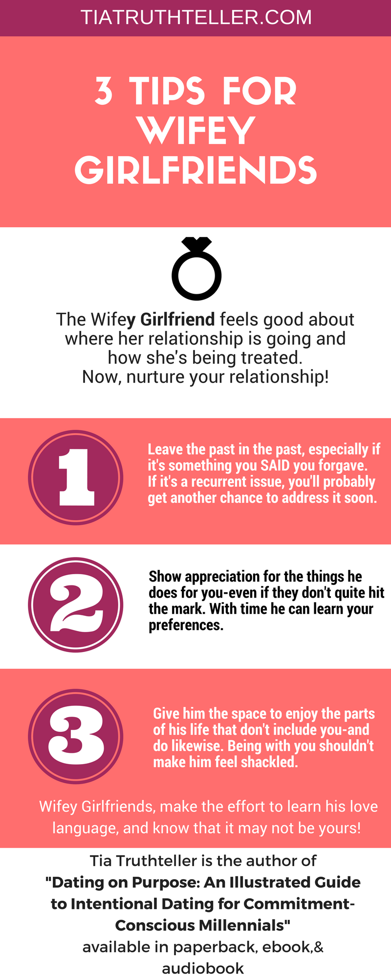 How to know if i should keep dating her