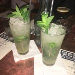 Dirty Mojitos - Louis Mueller Big Smoke @ Blues Kitchen Brixton