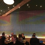 The Beer Can Union Flag Wall - Stoke House Victoria Review