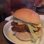Chicken Cheeseburger - Chicken Liquor Brixton Review