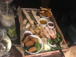 The Balls Brothers Platter - Balls Brothers Mayfair