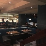 Downstairs in the restaurant - Foxlow Soho Review