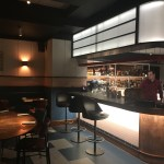 Upstairs in the restaurant, the bar - Foxlow Soho Review