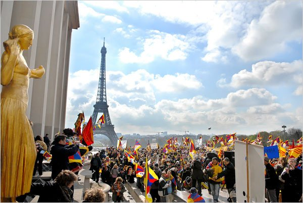 Europe stands with Tibet