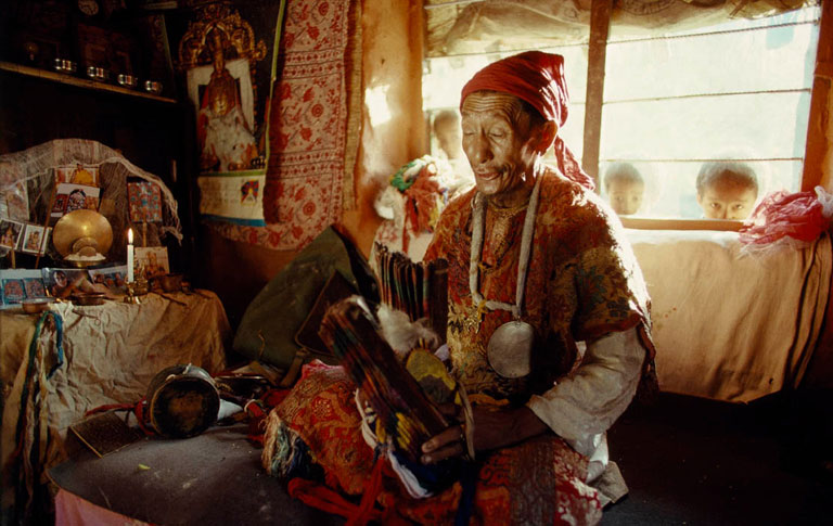 Tibetan Shaman