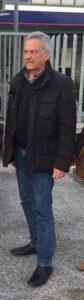 Daniele Cerbella, presidente del Club Motori d'Altri Tempi