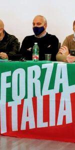 Giorgio Strafonda commissario di Forza Italia a Tivoli