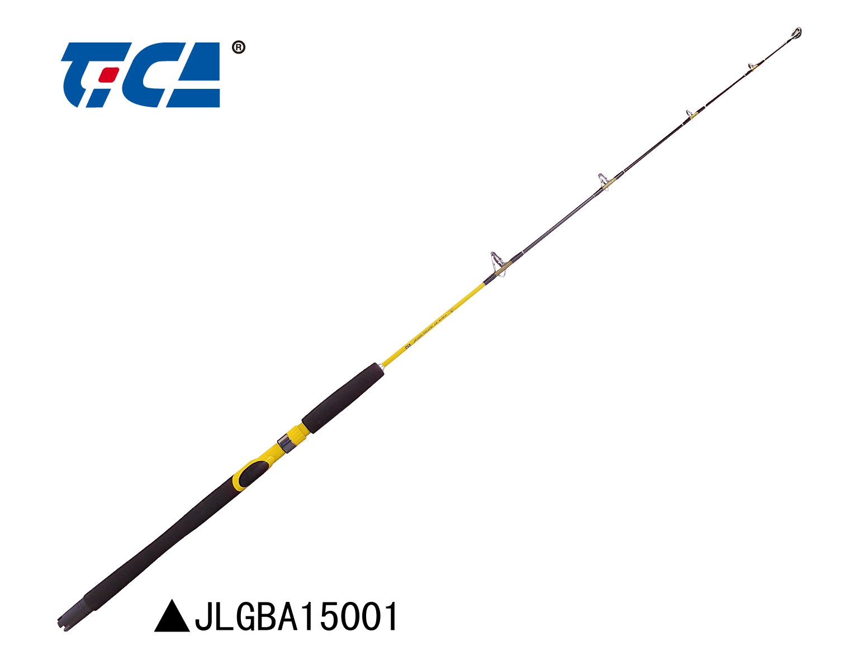 Jigging Rods Jigging Yellow Tica Fishing Tackle