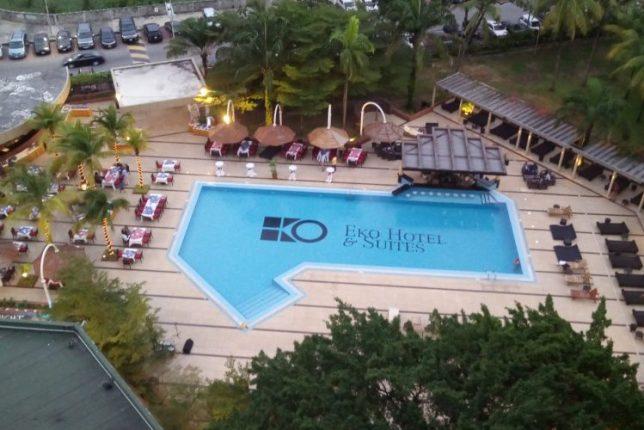 Hotel in Lagos | Eko Hotels & Suites - TiCATi.com