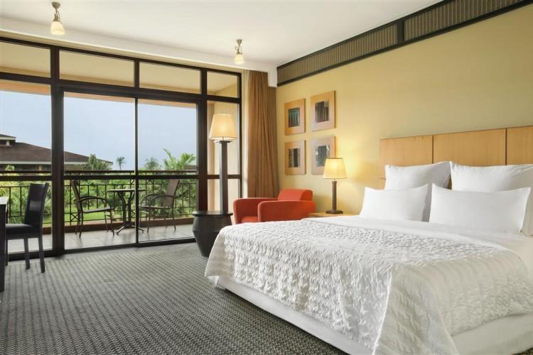 I want my honeymoon at Le Meridien Ibom