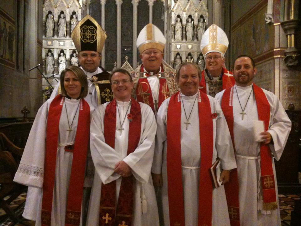 Ordination Service UK