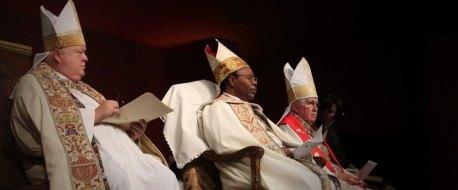 Consecration Service