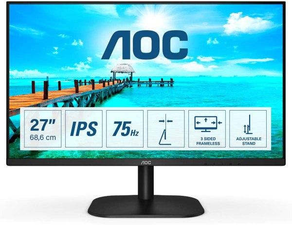 AOC 27B2H 27″ LED IPS FullHD