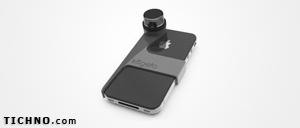 إكسسوارات : كاميرا فيديو 360 درجة للايفون