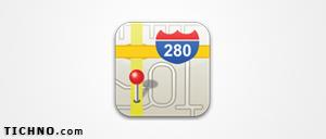كيفية إضافة وإستخدام خرائط قوقل ونوكيا وبرنامج اليوتيوب للإصدار iOS6