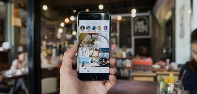 Optimize your Instagram profile with your business information.