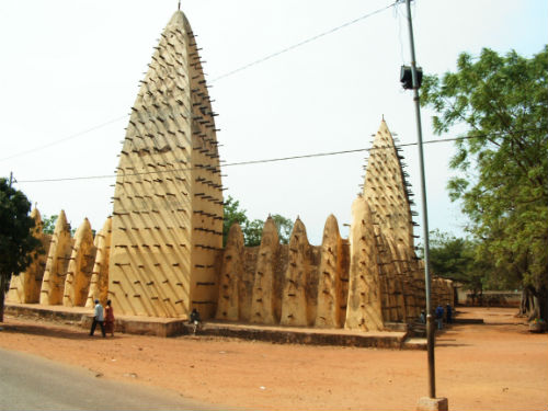 Burkina x