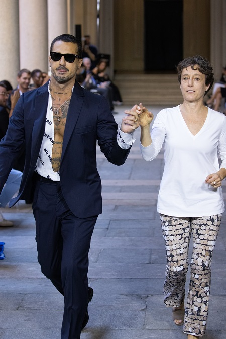 Sophia Nubes Milano Moda Elena Pioli