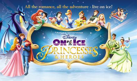 Disney On Ice Princess And Heroes US Dates Tickets At